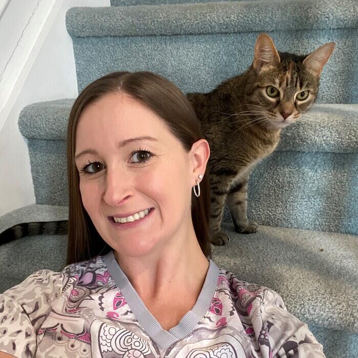 Stacie </br> Veterinary Receptionist  photo