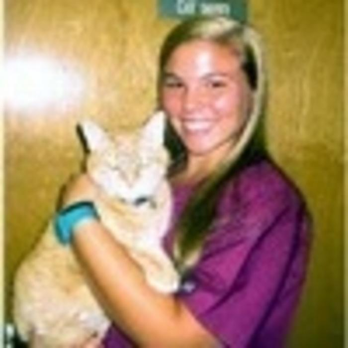 Danielle<br>Veterinary Technician Assistant  photo