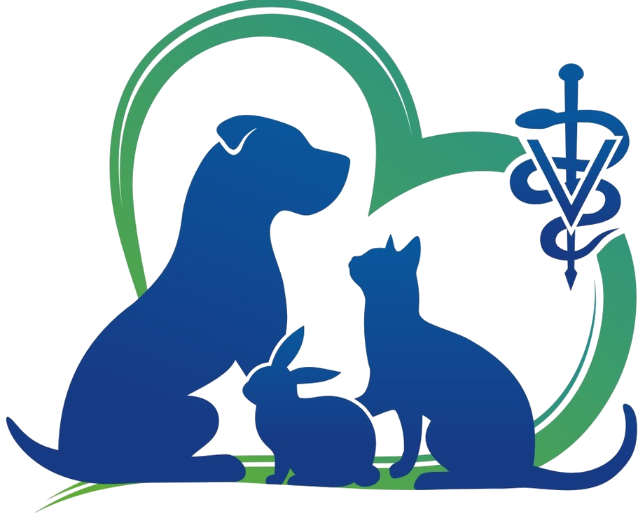 County Line Veterinary Hospital logo